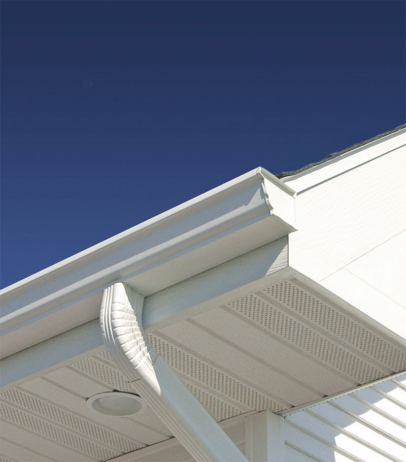 Emco Building Products Soffit Fascia And Rain Carrying